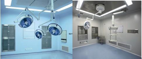 手术部整体控制,又能使各洁净手术室灵活使用.洁净手术室应高清图片